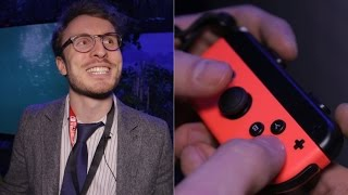 Nintendo Switch hands on: An hour with the new console