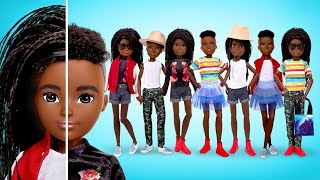 Creatable World: Puppen immer wieder neu stylen