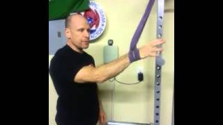 How To Loop a Band for Mobility Work