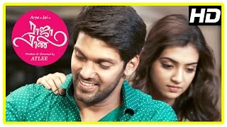 Raja Rani Tamil Movie | Arya and Nazriya Back to Back Scenes | Nayanthara | Jai | Santhanam | Atlee