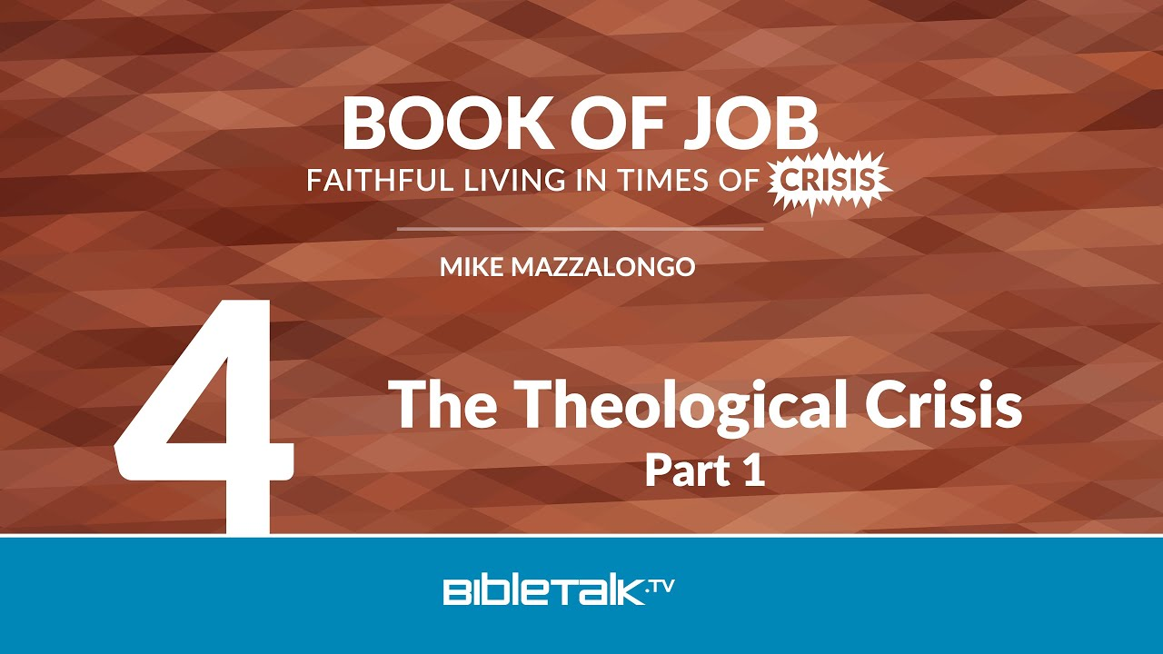 4. The Theological Crisis