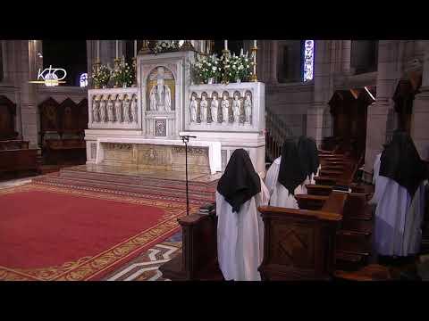 Prière du Milieu du jour du 9 avril 2021 des Bénédictines du Sacré-Coeur de Montmartre