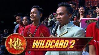 Wah Wah! Abi Kecintaan Sama Echa Nih  - Gerbang Wildcard 2 (4/8)