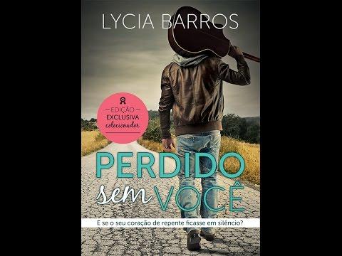 Book trailer livro PERDIDO SEM VOCÊ
