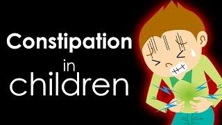 Constipation in Children I 6