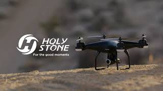 Holy Stone HS120D GPS Drone with Camera for Adults 2K UHD FPV, Quadcotper with Auto Return Home, Fol