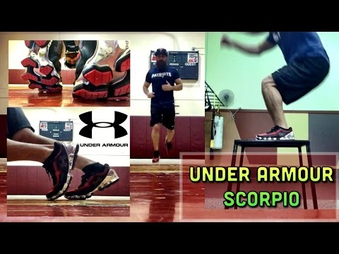 A YOANTY PERFORMANCE REVIEW: Under Armour Scorpio