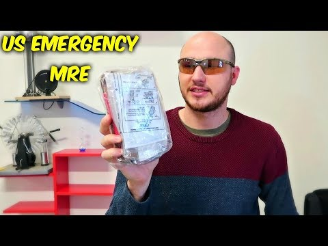 Testing US Emergency Civilian MRE