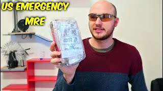Testing US Emergency Civilian MRE
