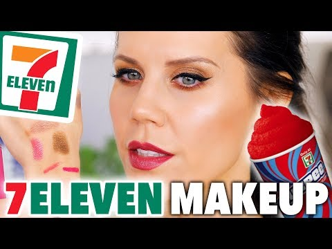 The FULL COLLECTION of 7-ELEVEN MAKEUP TESTED - Hits & Misses