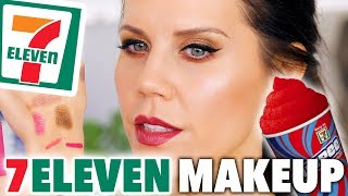 The FULL COLLECTION Of 7 ELEVEN MAKEUP TESTED   Hits & Misses