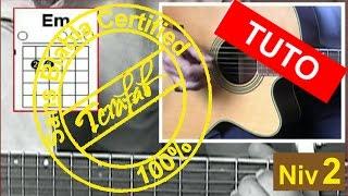 Bravo monsieur le monde - Michel Fugain [Tuto guitare] by Terafab