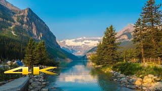 Banff National Park Alberta Canada 4K