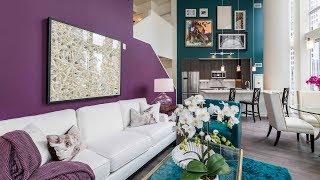 A Dramatic 3-bedroom, 3-bath Duplex At Streetervilles New 465 North Park