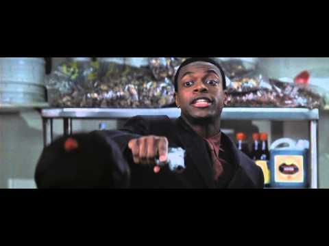Rush Hour 2 Lee vs Kenny fight scene