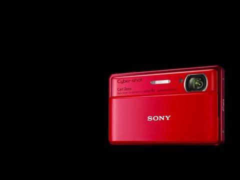 UnBoxing - Red Sony Cyber-Shot DSC-TX100V