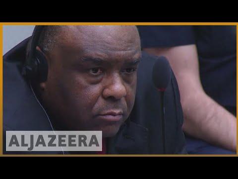 🇨🇩 ICC Bemba case: Appeal court overturns conviction | Al Jazeera English