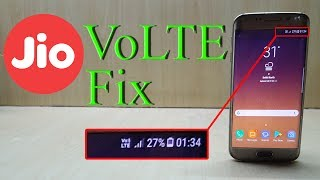 How to fix Jio VOLTE problem and install custom Roms