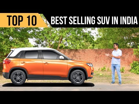 Top 10 Best Selling SUV In India In 2018 - GaadiWaadi.com