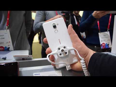 Nokia 7 Plus Android One, anteprima dal MWC 2018