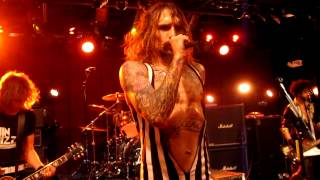 The Darkness Live in Boston - Get Your Hands Off My Woman @ Paradise