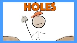 Holes By Louis Sachar (Book Summary) - Minute Book Report