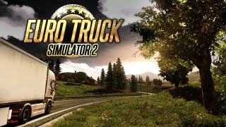 Видео Euro Truck Simulator 2 - Going East