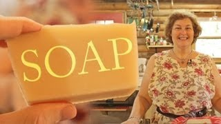 Beckys Homemade Bar Soap Recipe: How To Make Soap With Lye