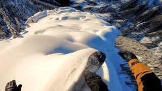 GoPro Snow: Travis Rice's Insane Pillow Line