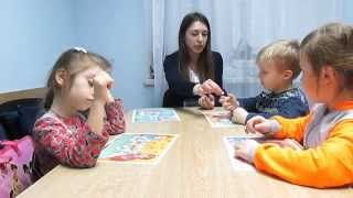English for kids. There is/are   and  prepositions Part 1 (5 games).
