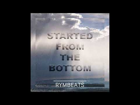 """DRAKE x Meek Mill type beat """"Started From The Bottom"""" 2020"""