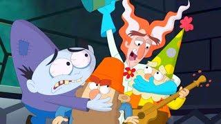 7 гномов - Доктор Джинглхаймер/ Лесник волшебного леса - Сезон 2 Серия 10   Мультфильмы Disney