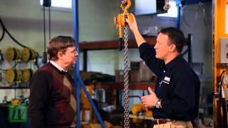 LB Lever Hoist Freewheeling