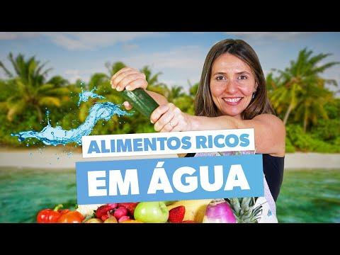 Imagem ilustrativa do vídeo: 10 ALIMENTOS MAIS RICOS EM ÁGUA