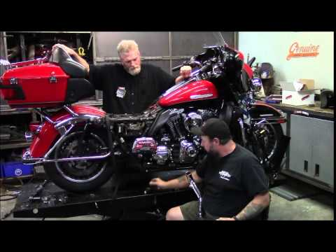 MGS Custom Bikes Ture Duals Installation Video