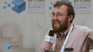 Interview at Summit Bangkok | Charles Hoskinson