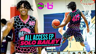 9th Grader Solo Bailey Mic'd Up at MSHTV Camp! All-Access!
