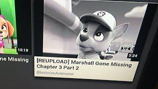 paw patrol marshall gone missing - 免费在线视频最佳电影电视节目