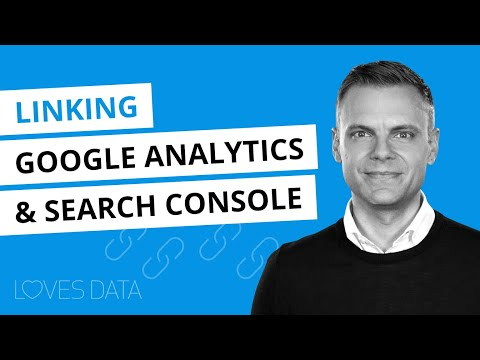 Updated 2020 Tutorial // How to Link Google Analytics and Google ...