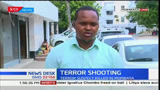 Alleged terror suspect killed in Mombasa