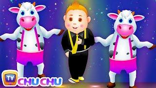 Head, Shoulders, Knees and Toes Kids Dance Song - Nursery Rhymes & Songs for Children