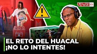 El Peligroso Reto Viral del Huacal ¡No Lo Intentes!
