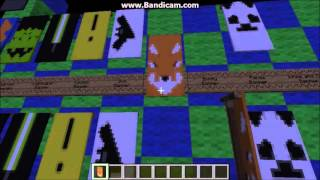 Minecraft Banner Tutorial - Panda, Fox, Bunny and Cool One! - Episode 12