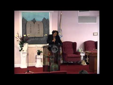 September 7, 2013 Evangelist Veronica Embry - A View of God's Glory