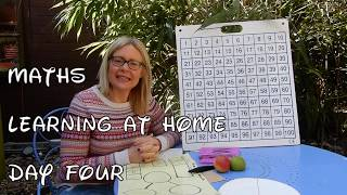 Day 4 MATHS - Reception: Learning From Home