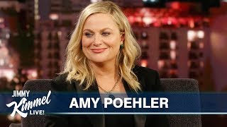 Amy Poehler On Award Shows, Galentine's Day & Teenagers