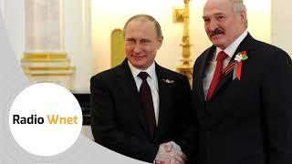 Kuczyński: Putin będzie wspierał Łukaszenkę do momentu, gdy uda się bezpiecznie zmienić