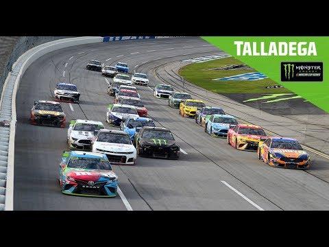Full Race Replay: 1000Bulbs.com 500 from Talladega Superspeedway