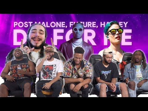 Post Malone - Die For Me ft. Future & Halsey REACTION/REVIEW [Hollywood Bleeding]