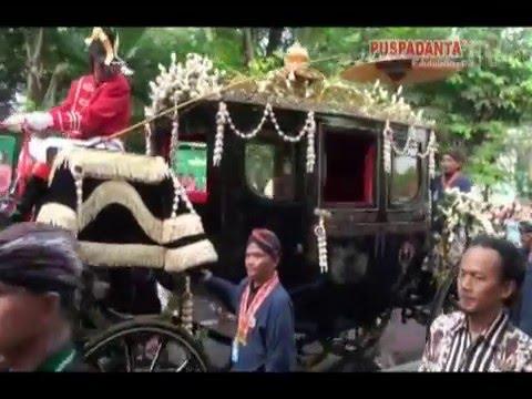 Kirab Ageng Jumenengan Pakualam X DiDaerah Istimewa Yogyakarta Seg 3